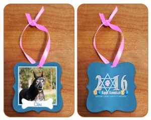 2016 Hanukkah Ornament