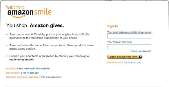 02-Amazon Smile NCCF