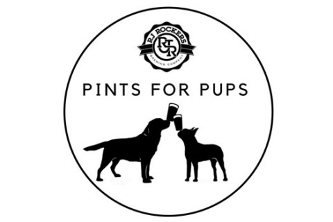 Pints for Pups Logo
