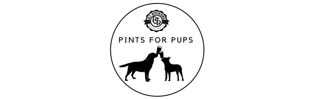 Pints for Pups Logo