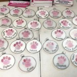 Pink Paw Ornament-02