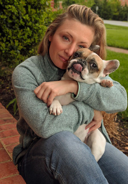 Maia the Frenchie Is Now Cancer-Free After a Bone Marrow Transplant