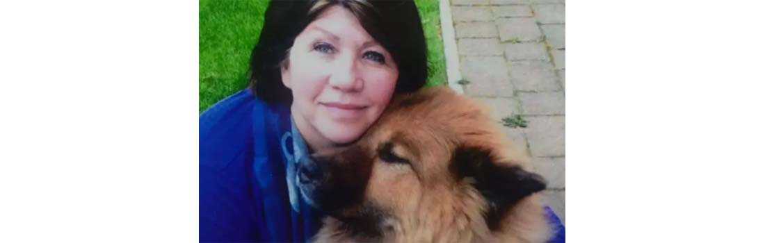 How author Milly Johnson channeled tragic loss of beloved dog Teddy into new novel