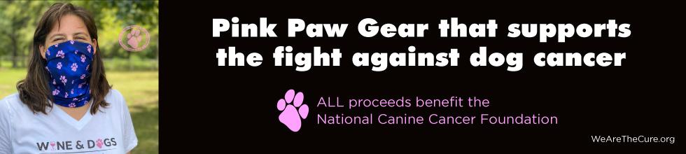 Pink Paw Gear Hoo-Rag