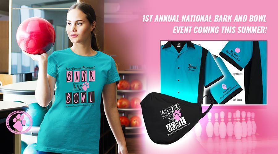 Virtual Bowling Event Bark and Bowl