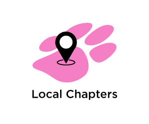 Find a chapter in your local area or start one!