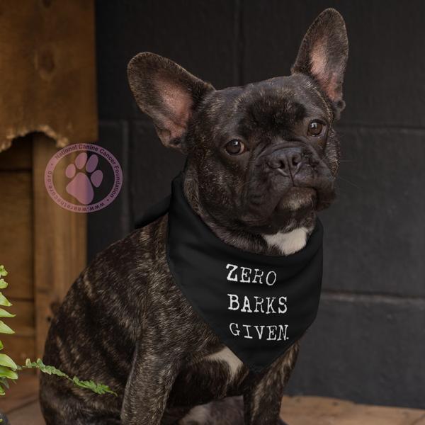 Black Dog Bandana